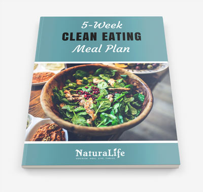 5-week clean eating meal plan ebook