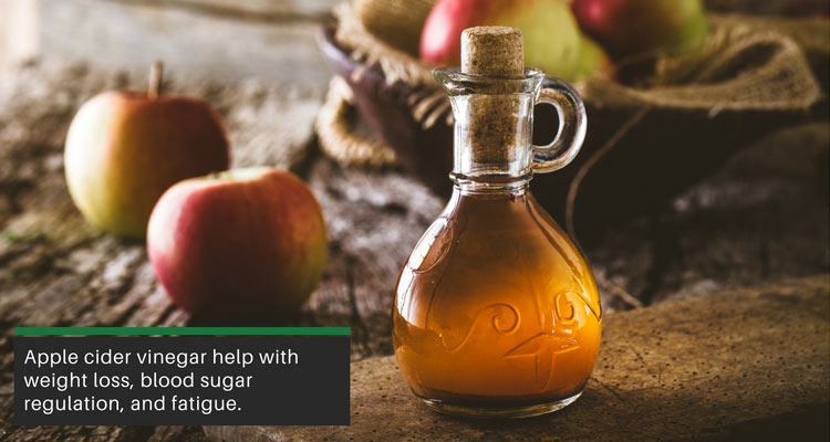apple cider vinegar can prevent cancer, regular blood sugar, give you more energy, and much more.