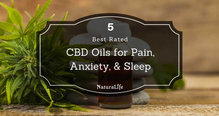 5 Best CBD Oils for Pain, Anxiety, and Sleep