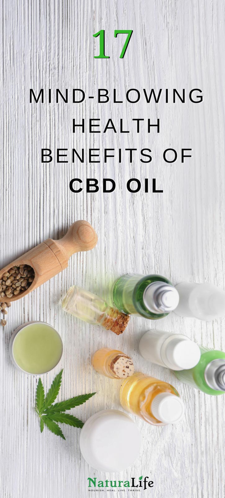 This complete guide to the health benefits of CBD oil will tell you everything you need to know about using it for better sleep, decreased anxiety, natural pain relief, and much more. Cannabidiol (CBD) oil has incredible potential for transforming your life, you just need to know how to do it safely.